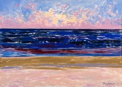 Ocean Sunrise, Ballston Beach, Truro, Cape Cod, Massachusetts, 1968