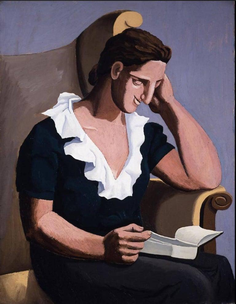 Portrait of Lucille