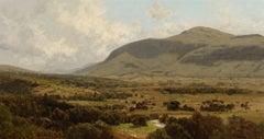 Hudson River School - Landscape of South Bennington, Vermont