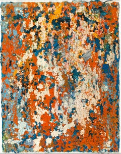 Untitled, 2005, Orange Abstraction