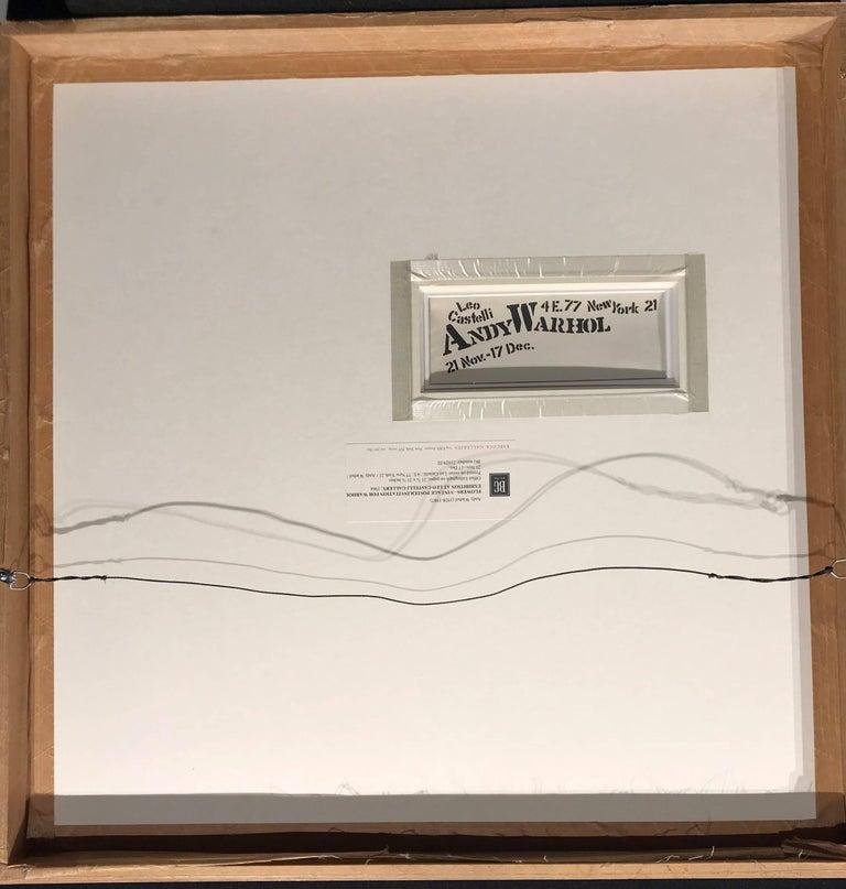 Flowers - Pop Art Print by Andy Warhol