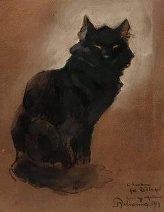 Le Chat Noir (The Black Cat)