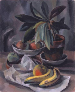 Bananas and Apples in a Compote