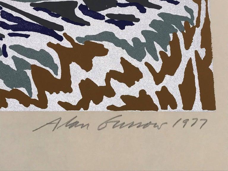 The Mallard's Dream - Print by Alan Gussow