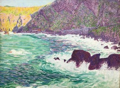 American Modern Painting by E. Ambrose Webster, Azores, 1913