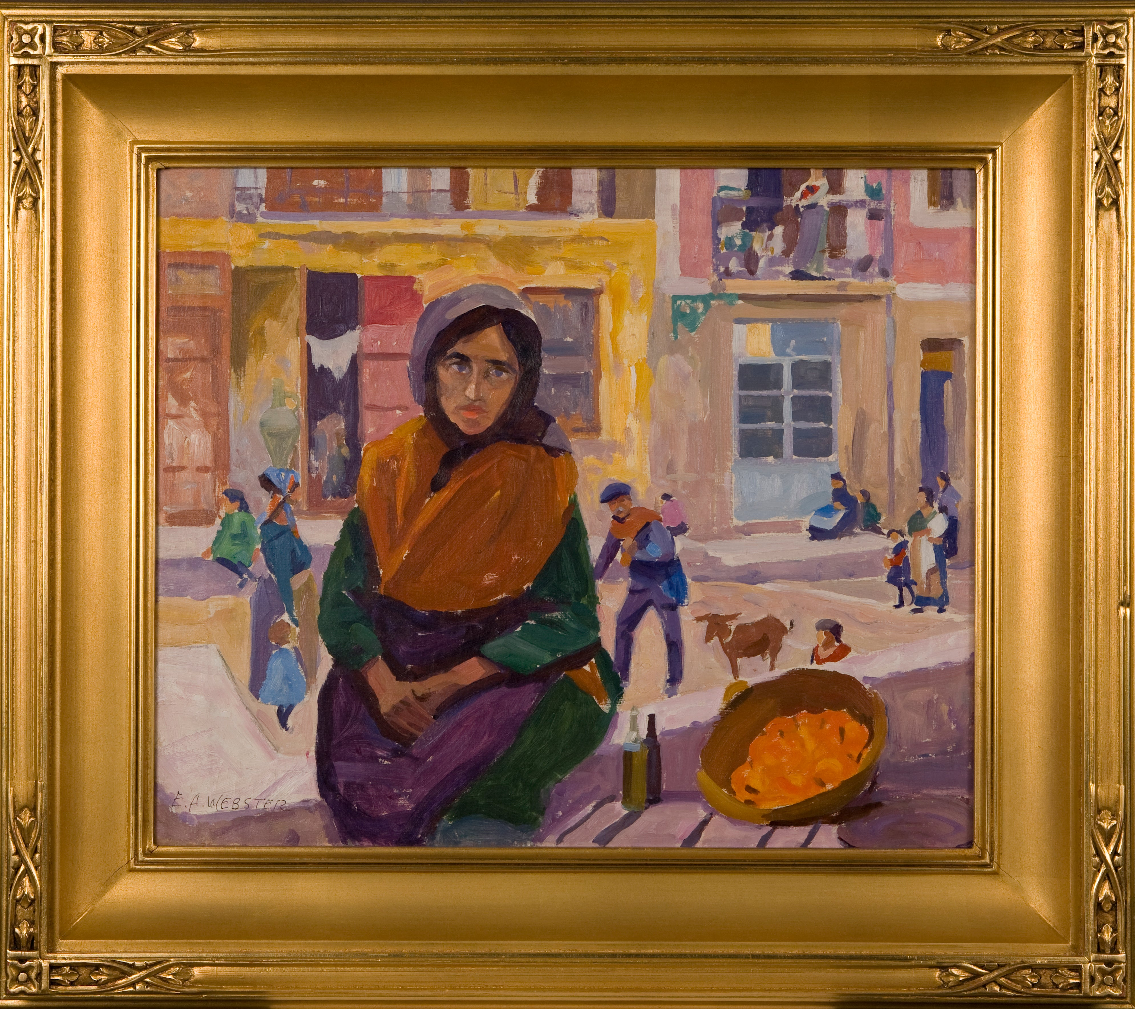 American Modern Painting by E. Ambrose Webster, Spain, 1921