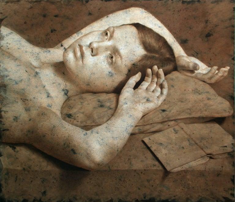 Michal Lukasiewicz Portrait Painting - Imagine II