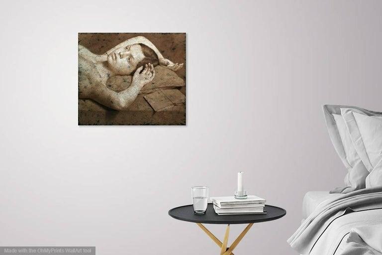 Imagine II - Painting by Michal Lukasiewicz
