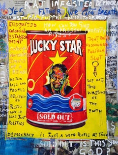 Lucky Star: Mandela (Yellow)