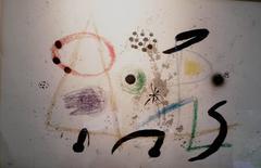 Joan Miró - Maraveillas con Variaciones