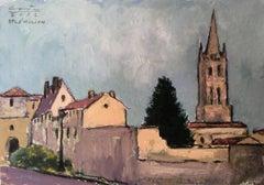 Saint Emilion town