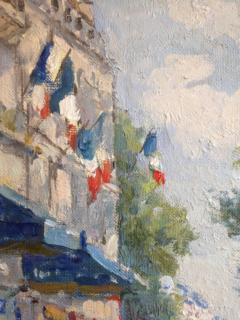 Paris, marché aux fleurs 4