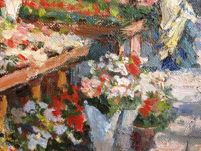 Paris, marché aux fleurs 6