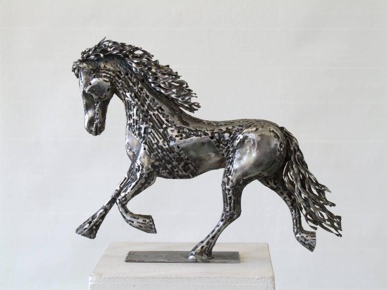 Jean-François André Figurative Sculpture - Artaban