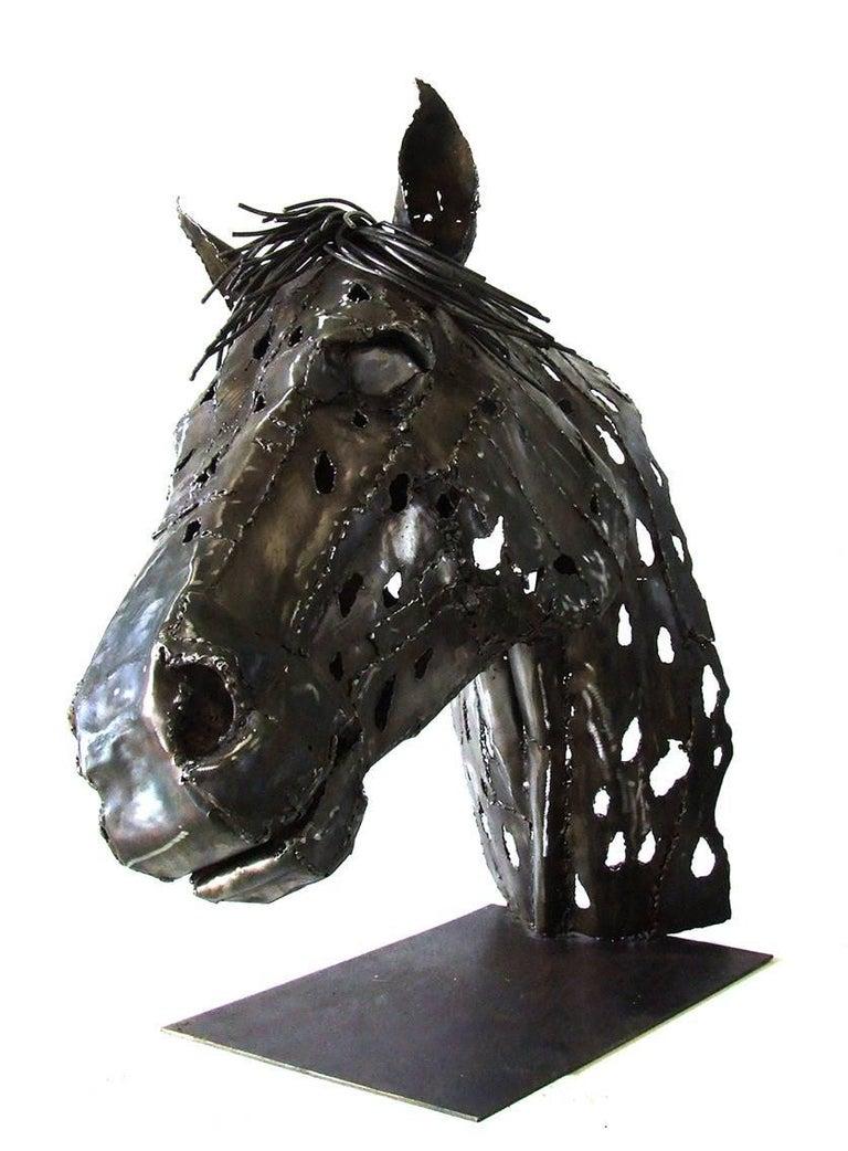 Appaloosa - Contemporary Sculpture by Jean-François André