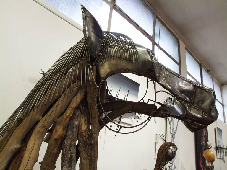 OnYgo - Sculpture by Jean-François André