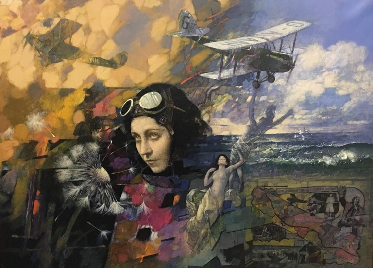 Flight II. Amy Johnson For Sale 5
