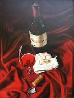 Rouge bonheur, French wine