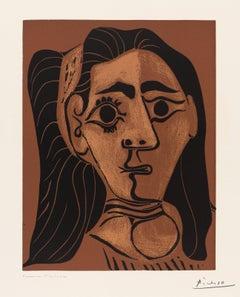 Jacqueline au bandeau. II (Bloch 1080)