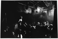 Stripper, Crazy Horse Saloon, Paris, 1956 by Burt Glinn, gelatin silver print