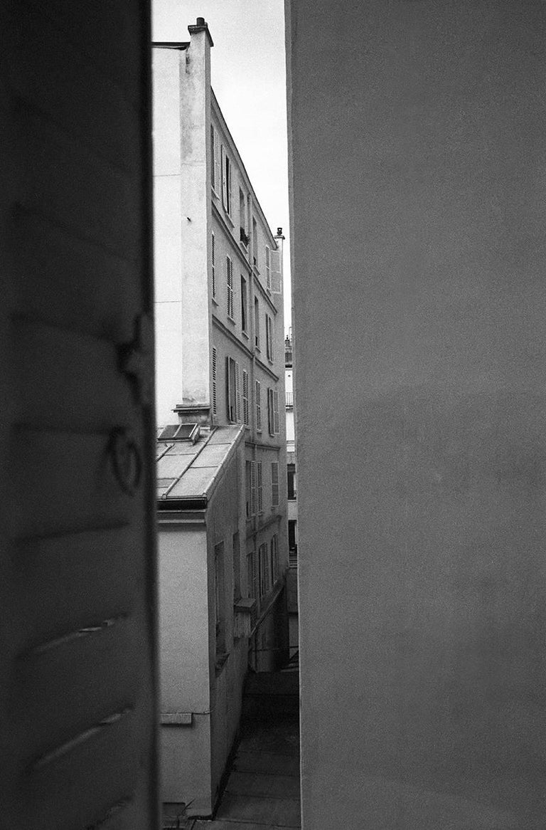 With Tri-x film, Roberta Fineberg captures the old and the new, and in-between places that stay the same more than they change. The cities series bears witness to a photographic artist's prioritizing the personal and quirky in an ongoing visual