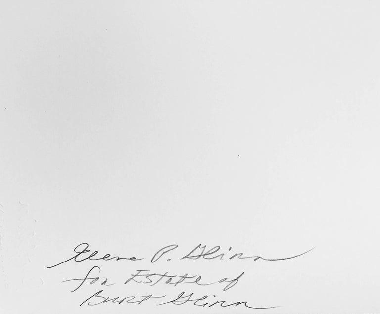 Elizabeth Taylor, portrait, Suddenly Last Summer, gelatin silver  - Photograph by Burt Glinn