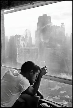 Sammy Davis Junior, New York, 1959 by Burt Glinn