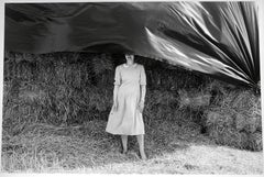 Haute-Marne, France, 1988 by Roberta Fineberg, gelatin silver print