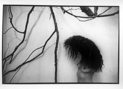 """Kate #4, Contemporary Black and White Photography of Female Nude Series """"Kate"""""""