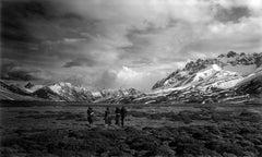 Tibetan Plateau, Tibet, 2013 by Yu Hanyu