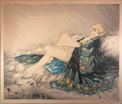 Le Robe de Chine (The Silk Robe)
