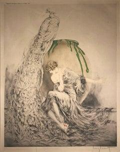 La Paon (The Peacock)