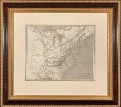 1805 Map of the United States