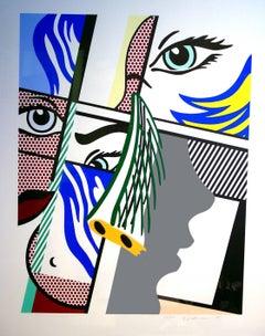 Roy Lichtenstein - Modern Art II
