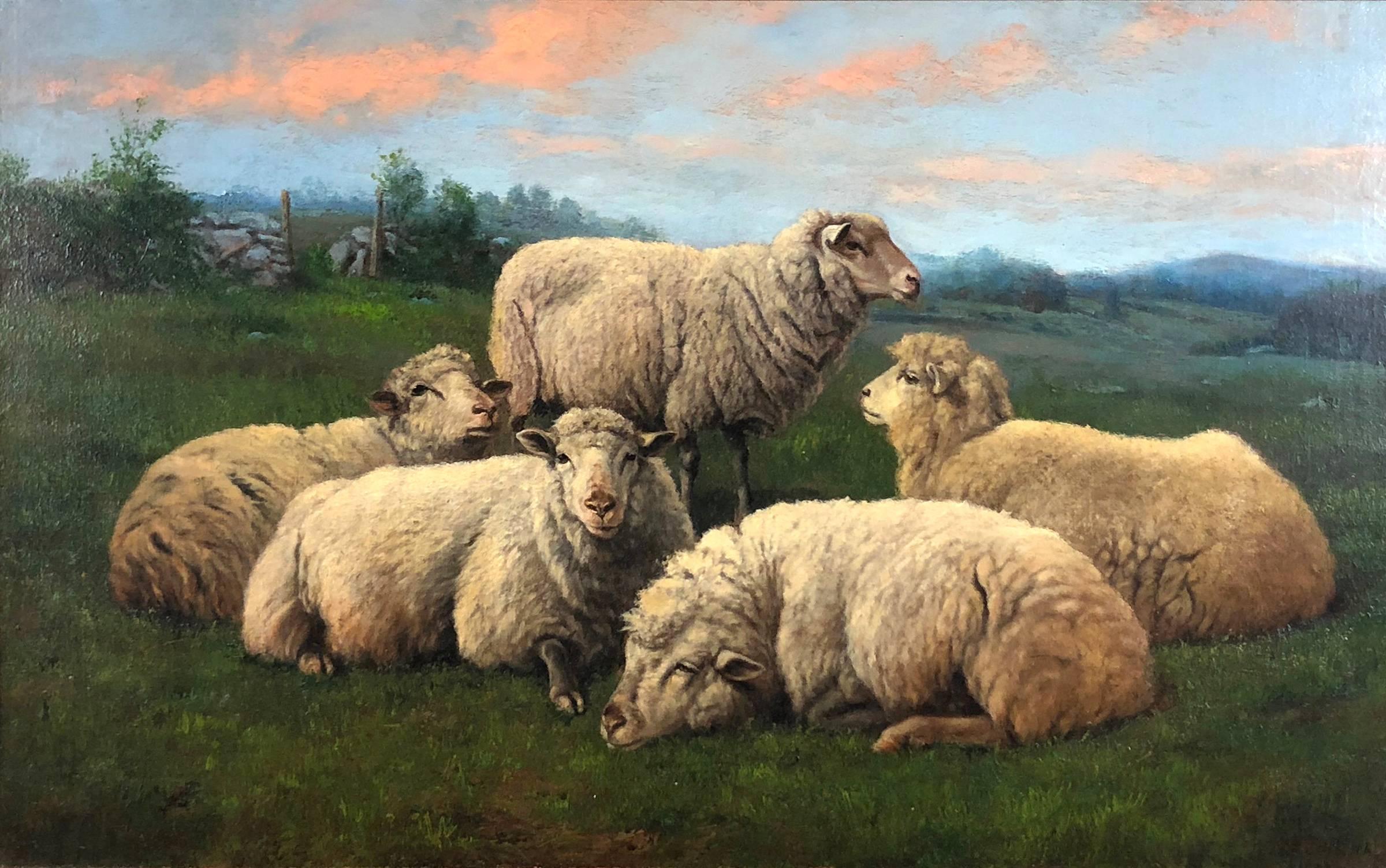 Pastoral Twilight