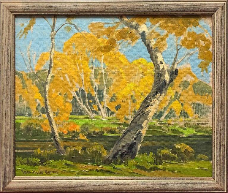 Autumn - Painting by Samuel Hyde Harris