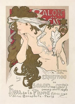 Salon Des Cent, Maitres de l'Affiche (pl. 94)