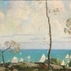 """Sails of Evening"""
