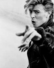 Herb Ritts - David Bowie III, Los Angeles