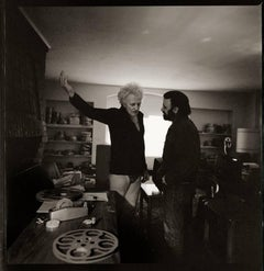 Nicholas Ray at the Chateau Marmont No. 1