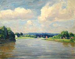 Summer Along the River