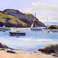 August Afternoon, Fish Beach