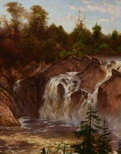 Waterfall Near Albany