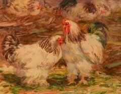 Barnyard Roosters