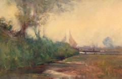 Sailing Through the Canal, Dawn