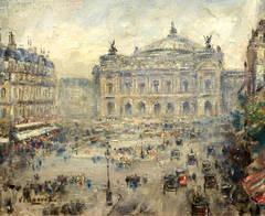 Place de L'Opera, Paris