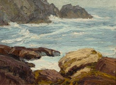 Foot of Whitehead, Monhegan