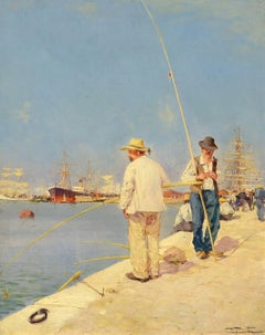 Fishermen, South of France