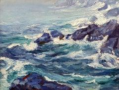 Seas off Whitehead