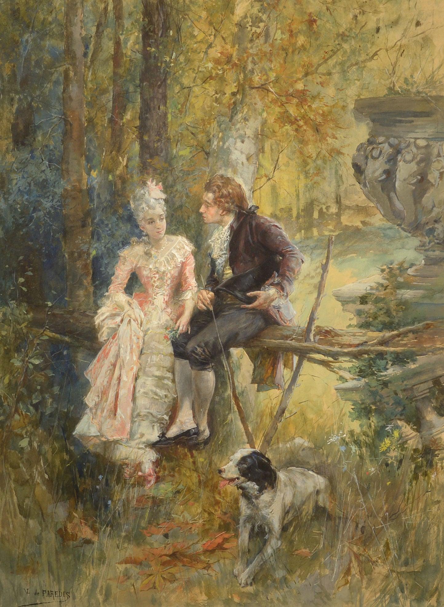 Fall Courtship